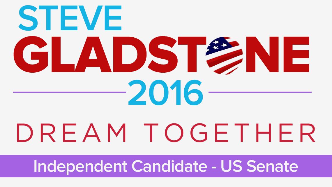 Steve Gladstone for US Senate in Maryland