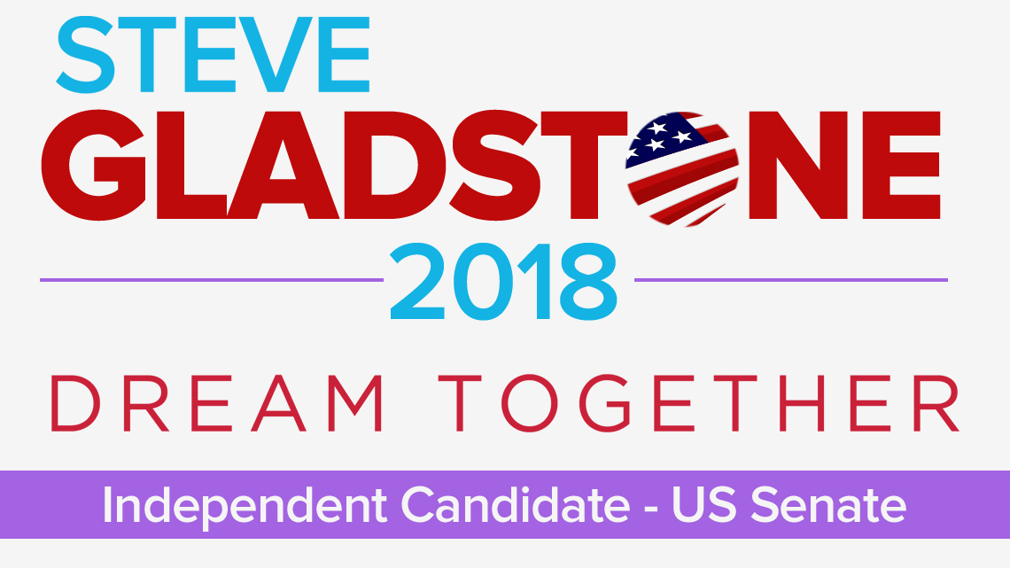 Steve Gladstone for US Senate 2018